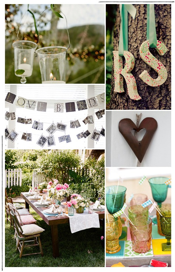 Reception Party Ideas