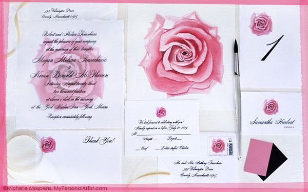 Wedding invitation trends 2012 2013 custom save the dates unique hand painted watercolor invitations stopboris Choice Image