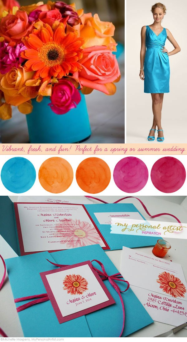 October Wedding Colors Ideas Perfect Fall Color Palette 2016 Trends Reception Decor